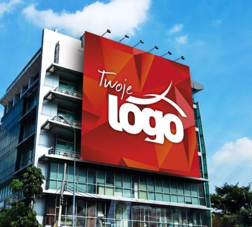 tablica billboard reklamowy DobryDruk.pl