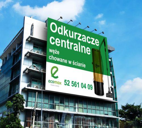 tablica reklamowa wielkoformatowa bilbord