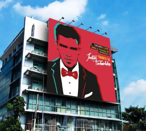 bilboard reklamowy, billboard, bilbord
