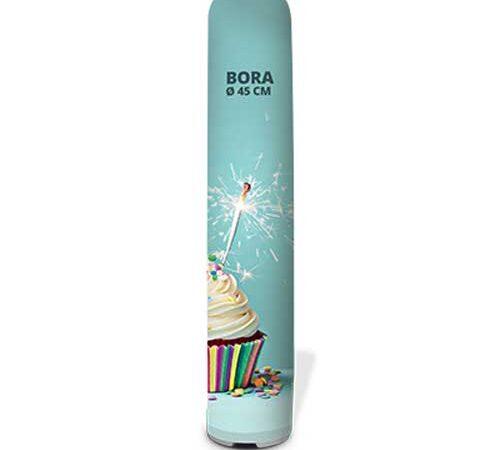 kolumna reklamowa Bora