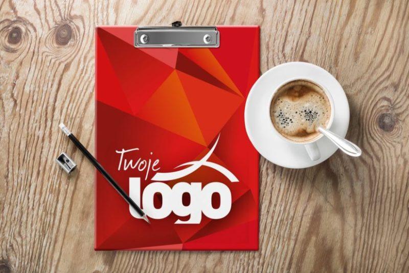 clipboard reklamowy z logo