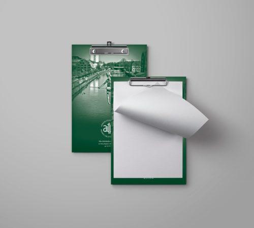 clipboard podkładka z klipem a4