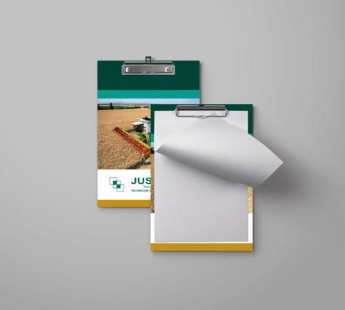 podkładka do pisania clipboard