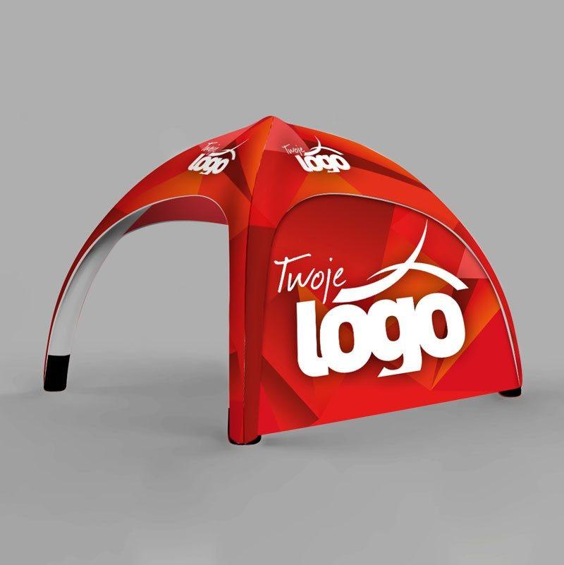 namiot reklamowy nadmuchiwany