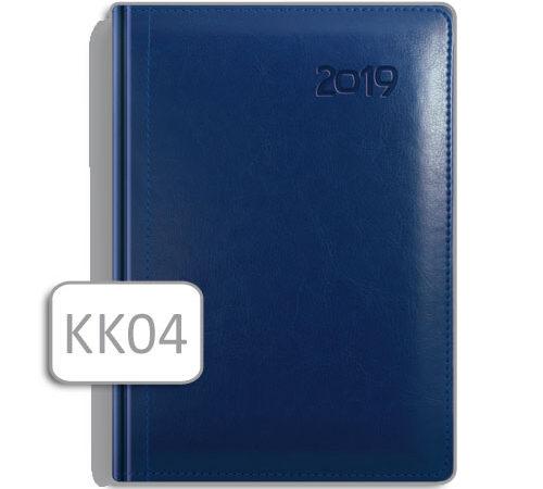 kalendarz notesowy KK04 niebieski