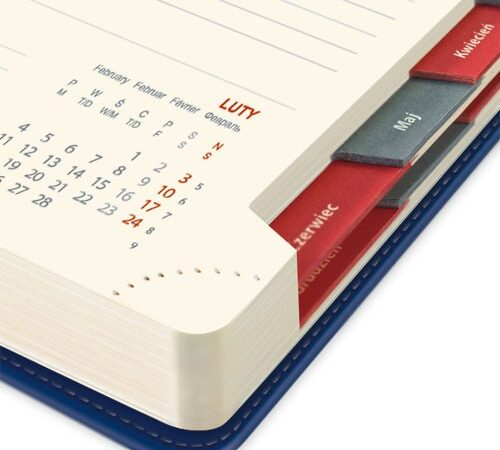 kalendarz książkowy KK04
