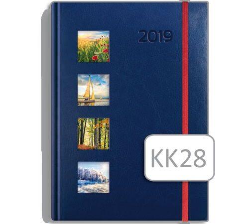 kalendarz książkowy terminarz KK28