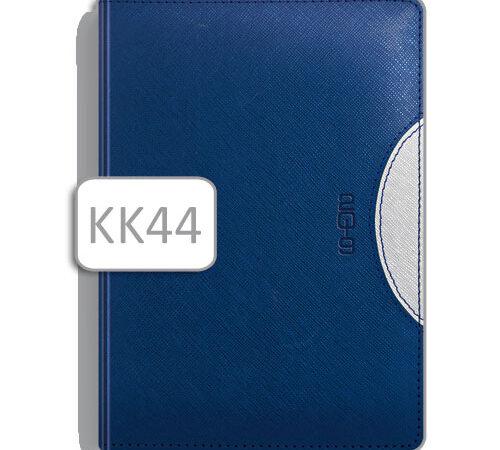 kalendarz książkowy KK44 niebieski