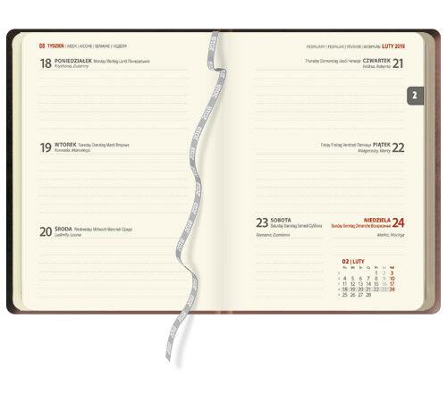 kalendarz książkowy KK49