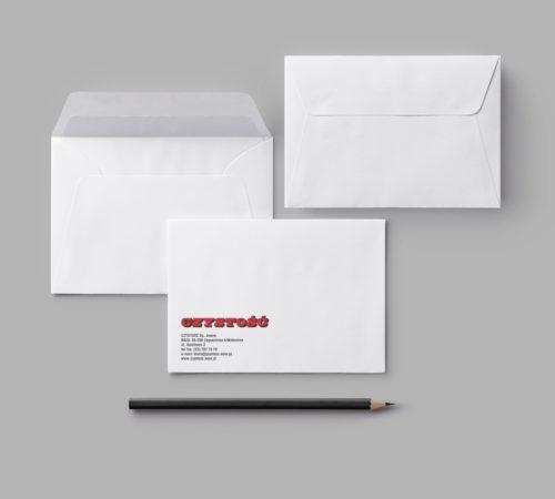 koperty firmowe C5 Czystość