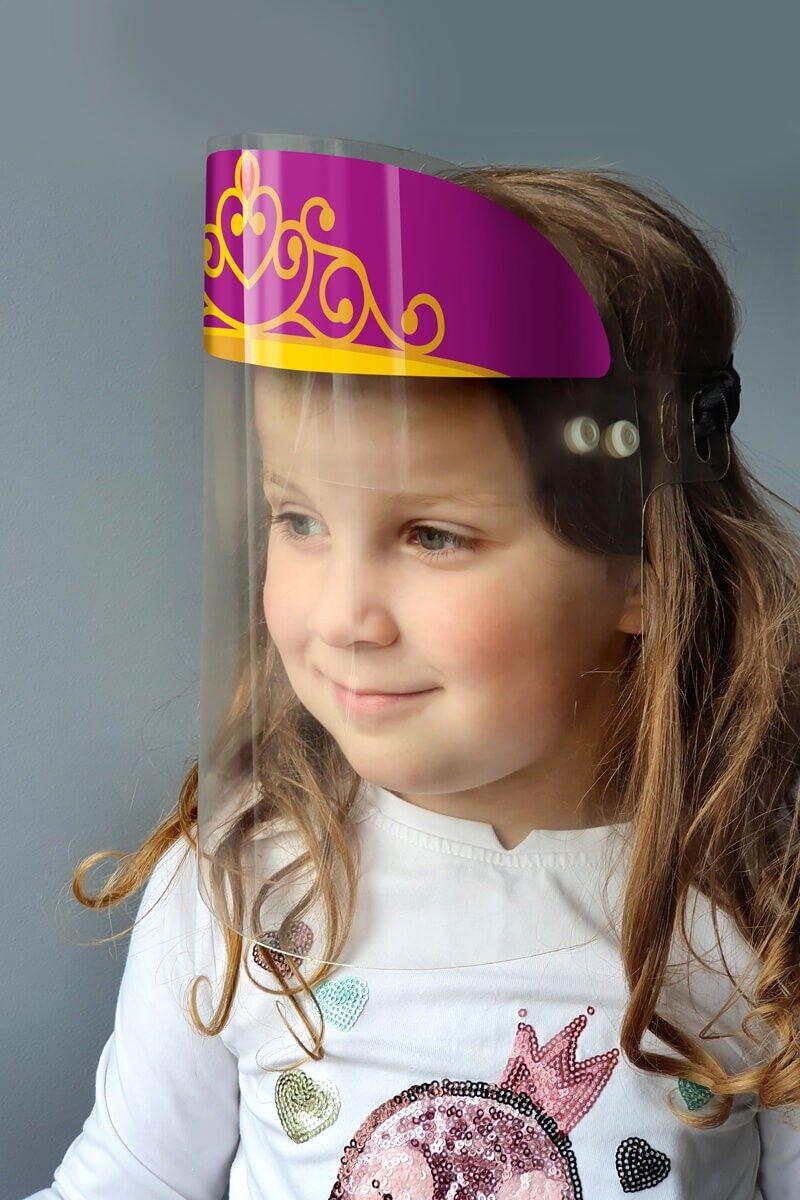 Przyłbica dla dziecka Model KIDS