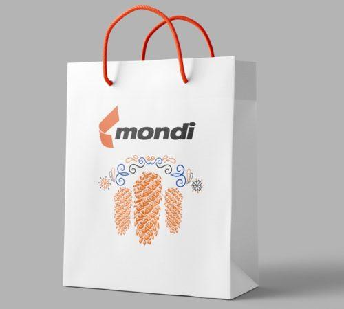 torba reklamowa MONDI offset