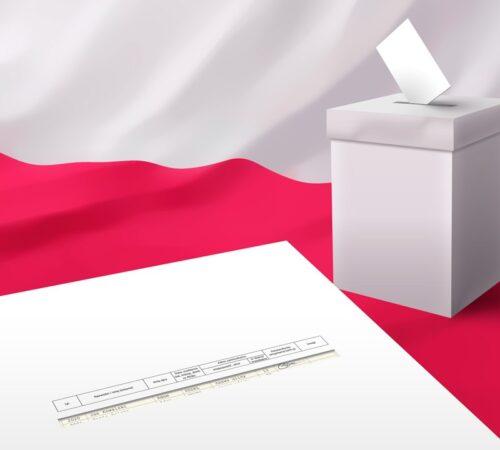 maskownica nakładka na spis wyborców - bezpieczne wybory 2020