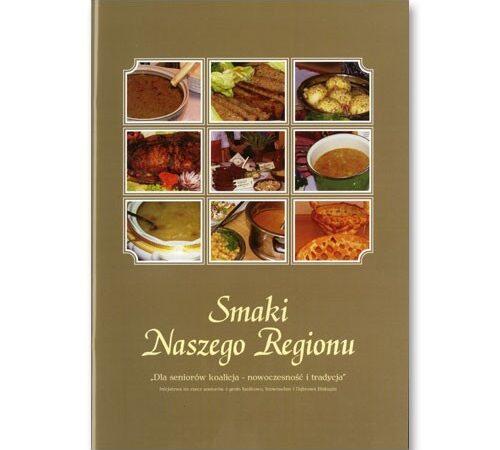 broszura a4 Smaki Regionu