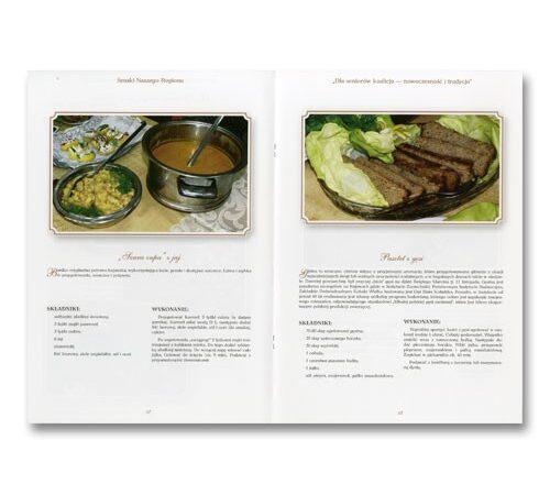 broszury A4 Smaki Regionu