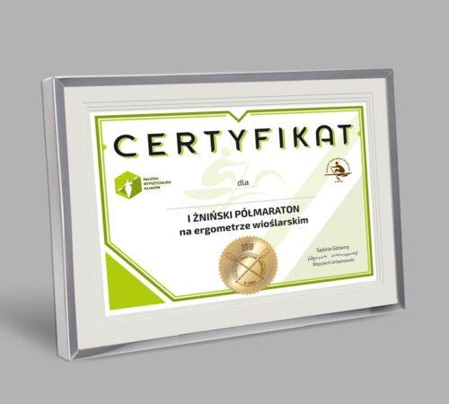 Dyplomy Certyfikaty Gratulacje