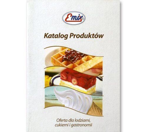 katalog produktów szyty