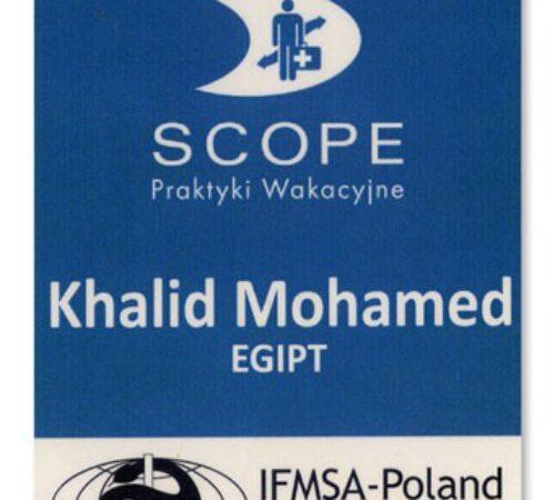identyfikator pionowy Scope