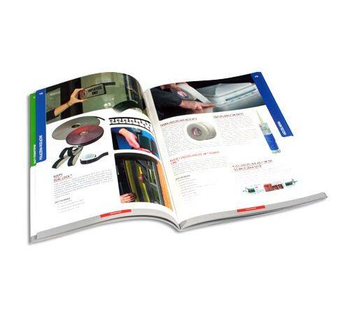 katalog firmowy Pentel szyty