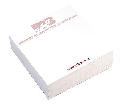 karteczki biurowe klejone B2B