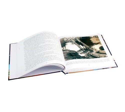 druk cyfrowy książka w twardej oprawie