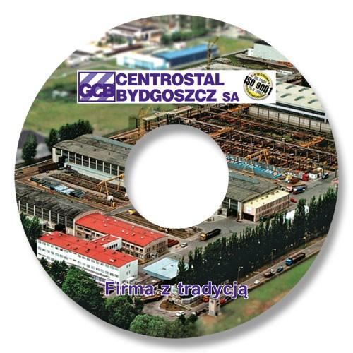 Naklejki na CD