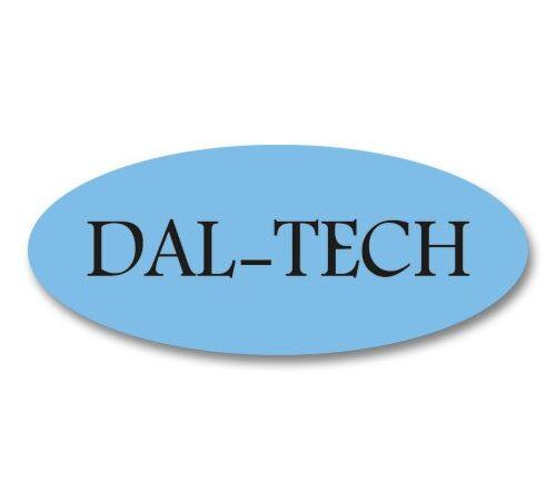 naklejka reklamowa firmowa Dal-Tech