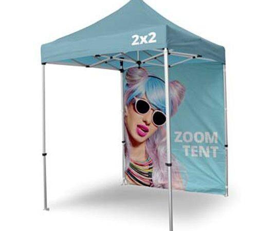 namiot reklamowy Zoom Tent 2x2
