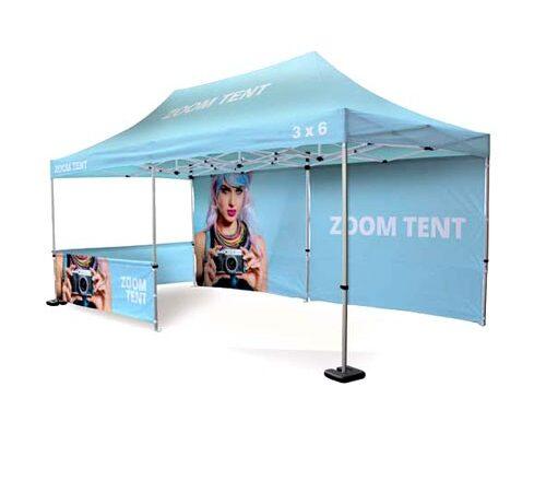 namiot reklamowy Zoom Tent 3x6