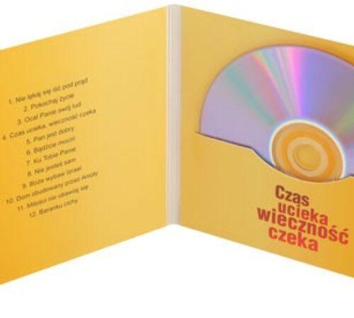 okładka na cd dvd z kieszenią
