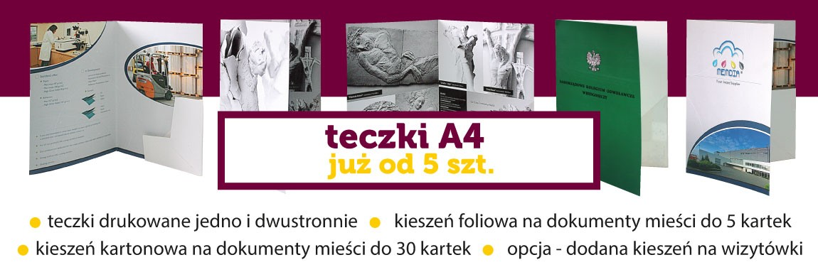 Teczki A4