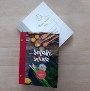 Przepiśnik personalizowany - notes na przepisy kulinarne