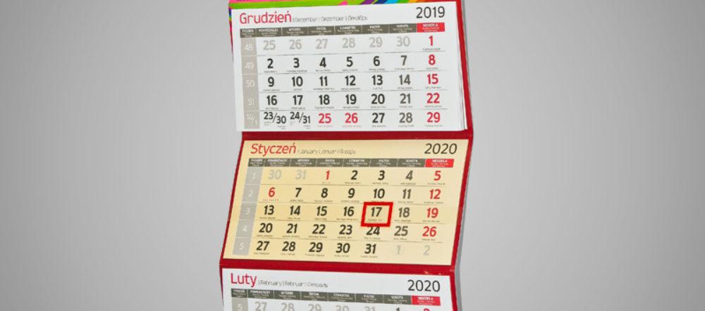 Kalendarz trójdzielny ekonomiczny WYDZIAŁ HODOWLI ZWIERZĄT