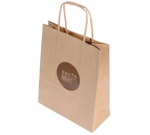 torba firmowa z nadrukiem reklamowym S-003